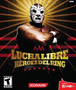 Lucha Libre AAA Heroes Del Ring