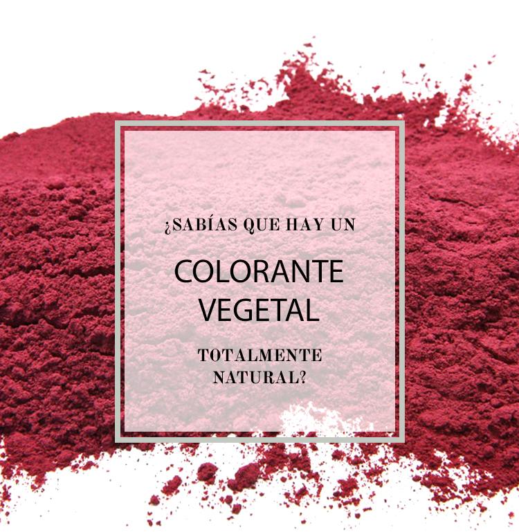 ingredientesyaditivos sabias que un colorante vegetal