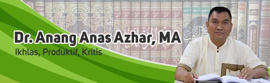 Anang Anas Azhar