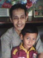 Zidan dan Bapak