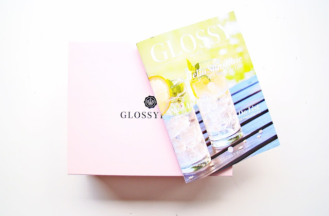 Glossybox juin 2015... Hello Sunshine