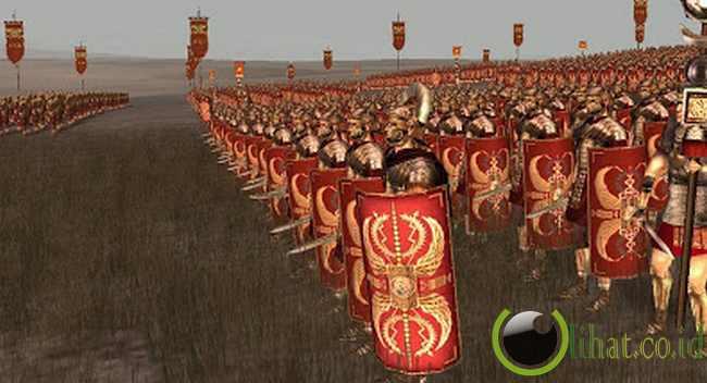 Hilangnya Satu Legiun Tentara Romawi