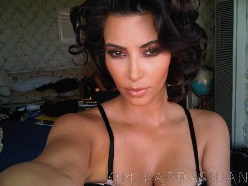 Kim Kardashian Latest