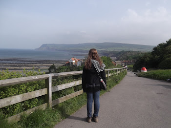 The Descent into Robin Hood's Bay