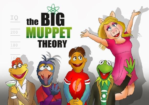 The Big Bang Theory Mashup The Muppets