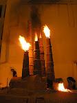 Escultures de foc