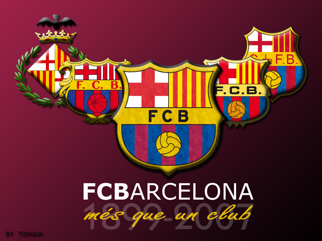 Barcelona Football Club Logo