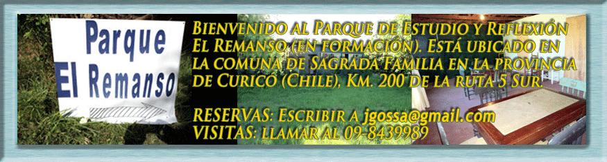 Parque El Remanso