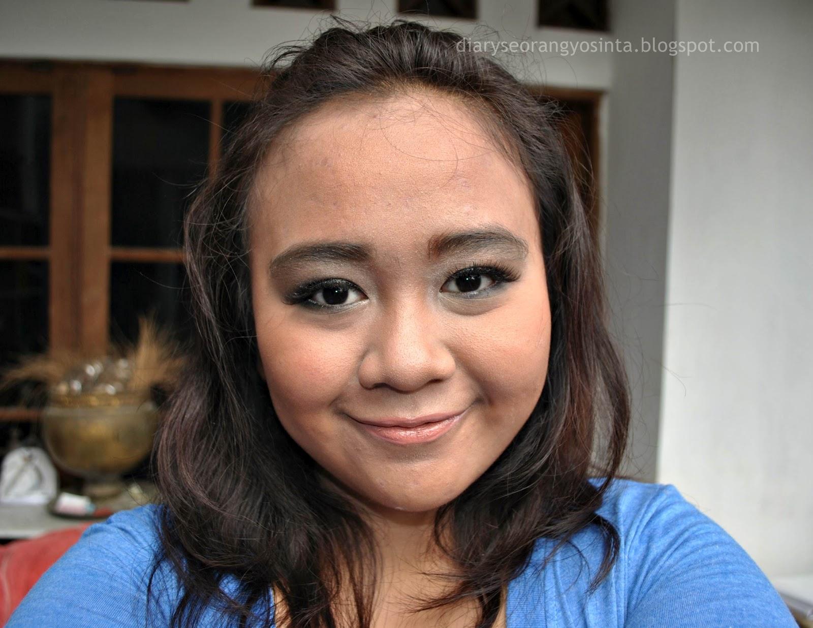 Ladypon MUA Latina Make Up Look