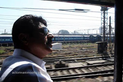 the train malayalam movie stills