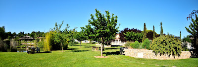 Parc paysagé du domaine de la Bégude