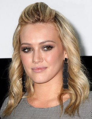 Hilary Duff Hairstyle Pictures HairStyle