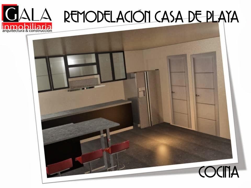 Fantástico Casa Del Blog Remodelación De La Cocina Galería - Ideas ...