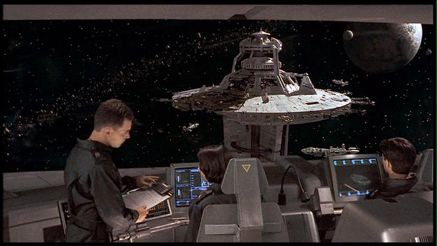 Risultati immagini per US Space Corps, starship troopers