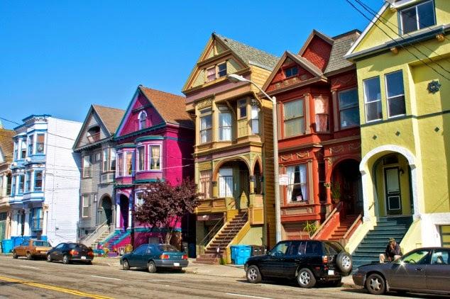 las ciudades mas coloridas del mundo