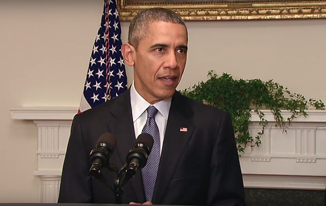 Climate Agreement announced by President Obama