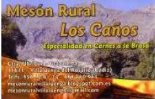 Mesón Rural Los Caños