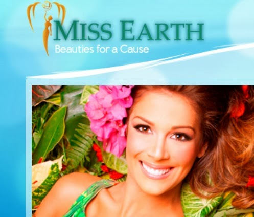 VISIT - MISS EARTH PAGEANT