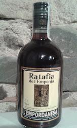 Ratafia l'Empordanesa (Garriguella)