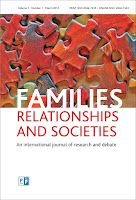 cover image of Families, Relationships and Societies