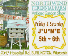 19TH ANNUAL NORTHWIND PERENNIAL FARM ANTIQUE GARDEN SHOW