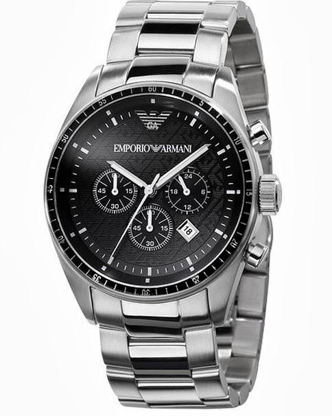 armani montres