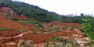 Macam-Macam Bencana Alam dan Gambarnya Lengkap