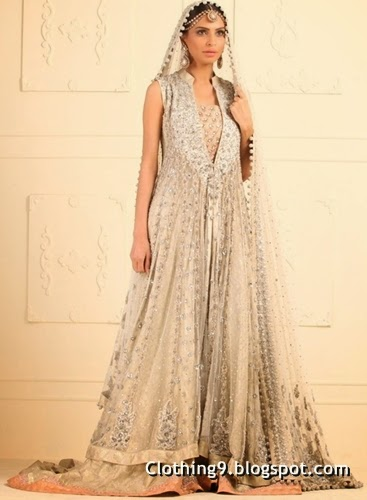 Zainab Chuttani Wedding Wear 2015-16