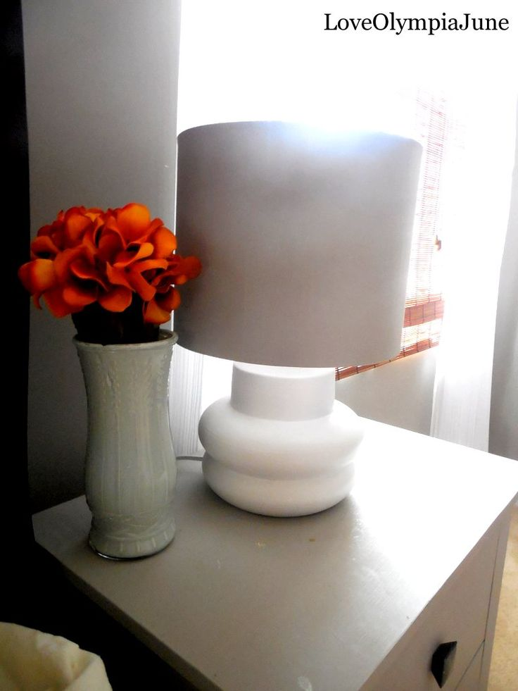 Nightstand Lamps Bedroom