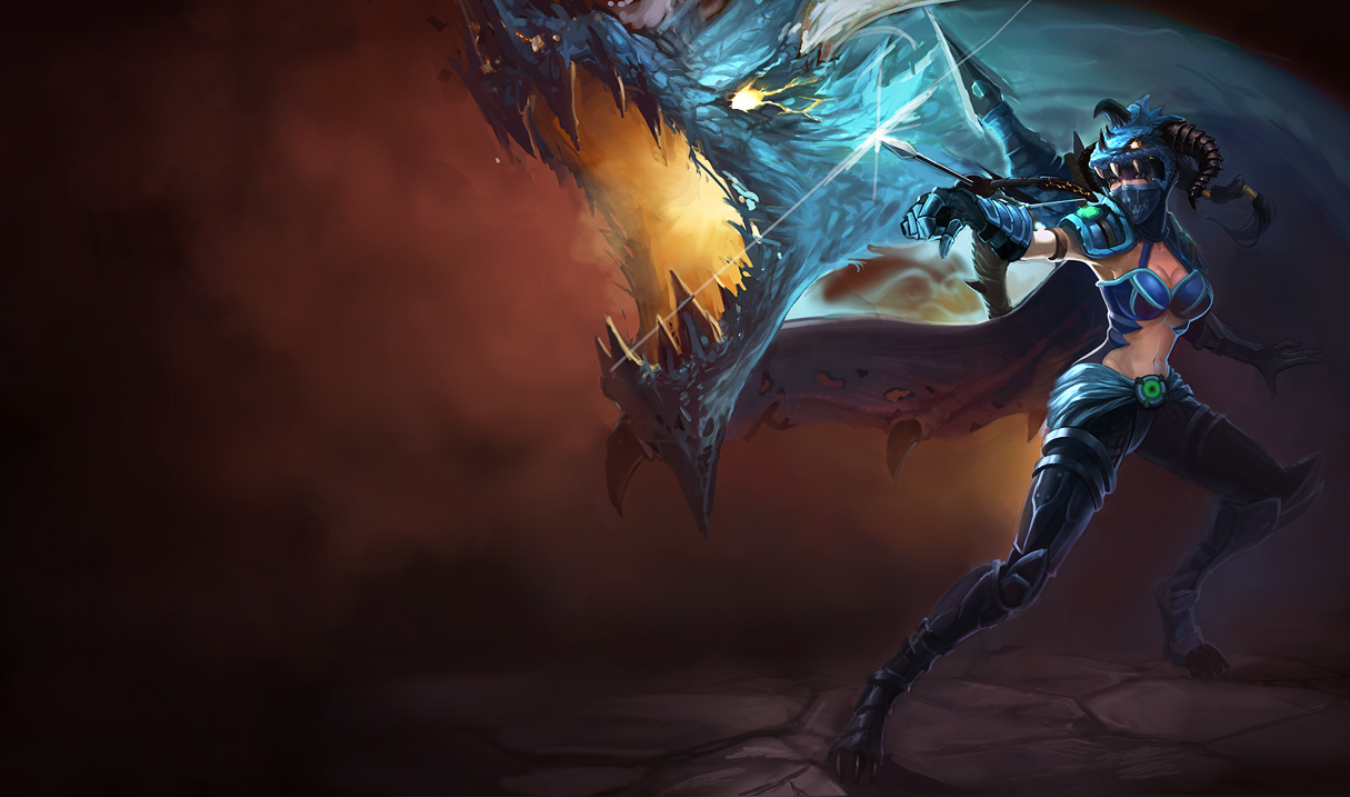 Dragon slayer Vanye Vayne_Splash_3