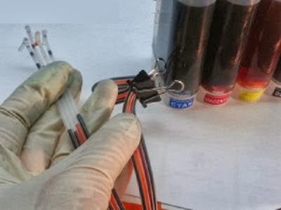 codos y mangueras de sistema de tinta