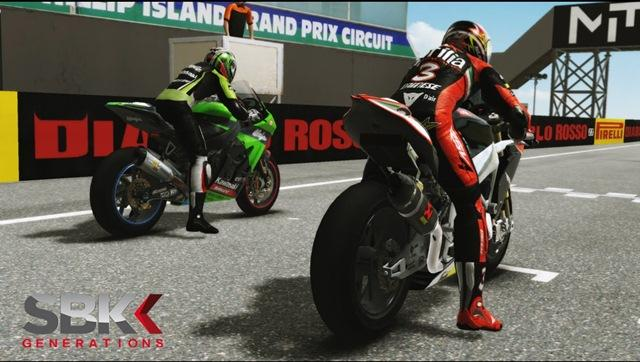 SBK Generations PC Full Español Reloaded Descargar 2012