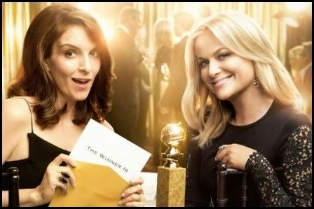 Globos de Oro 2015: Tina Fey y Amy Poehler