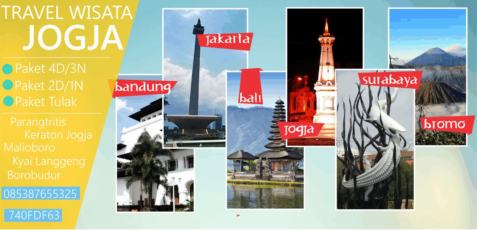 Travel Surabaya Travel Wisata Travel Jakarta Bandung Paket Wisata Ke Yogyakarta