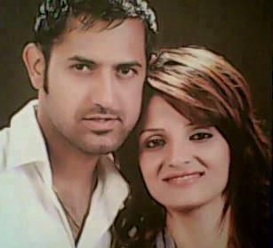 Gippy Grewal wife son family