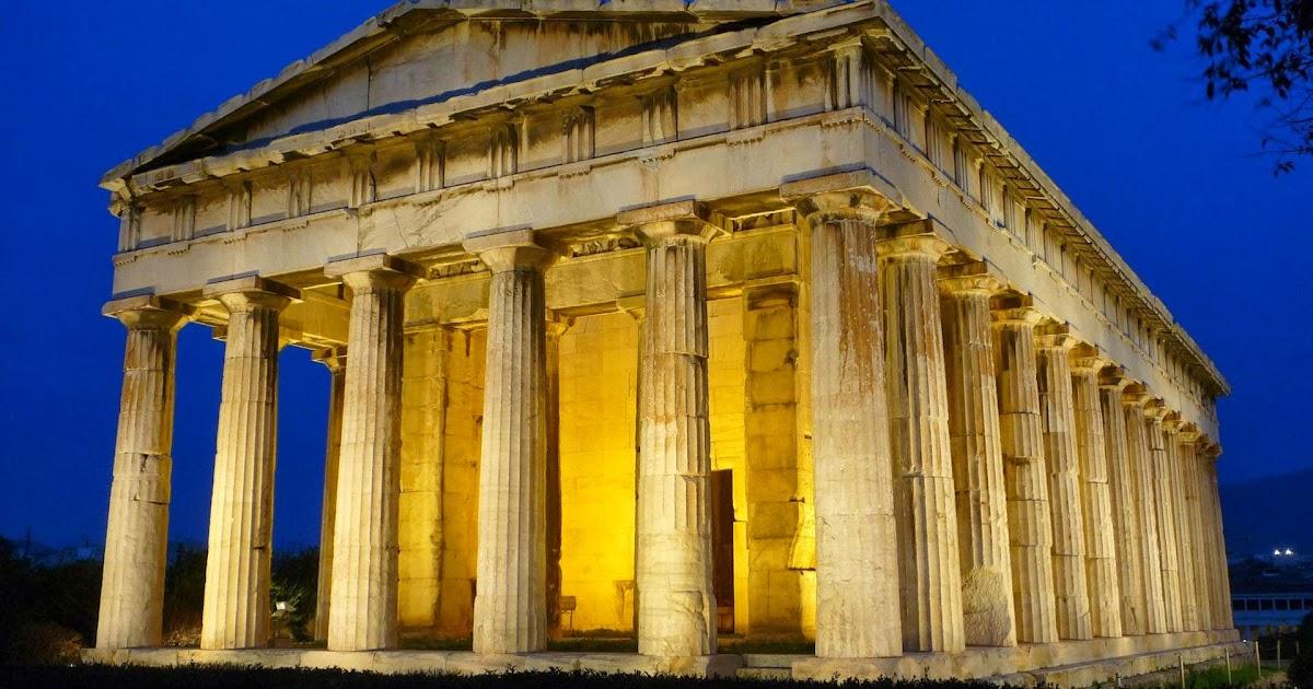 Manifestaciones pl sticas de grecia y roma arquitectura for Sitios web de arquitectura