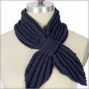 pattern scarf-Knitting Gallery