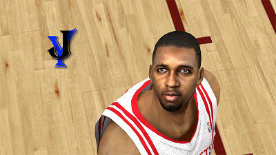 NBA 2K13 Tracy McGrady Cyberface Houston Rockets