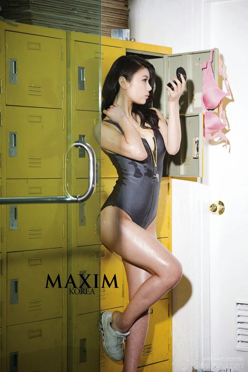 Choe Hye-yeon (최혜연) - Teacher's Day celebration (Maxim)