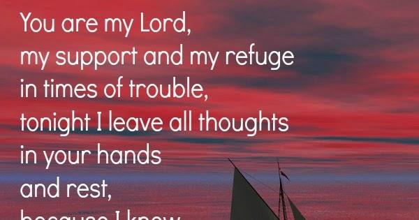 Night Short Prayer | Short Prayers for You