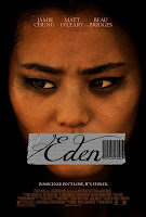 Jamie Chung Eden Movie Poster