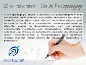 12 de Novembro - Dia do Psicopedagogo