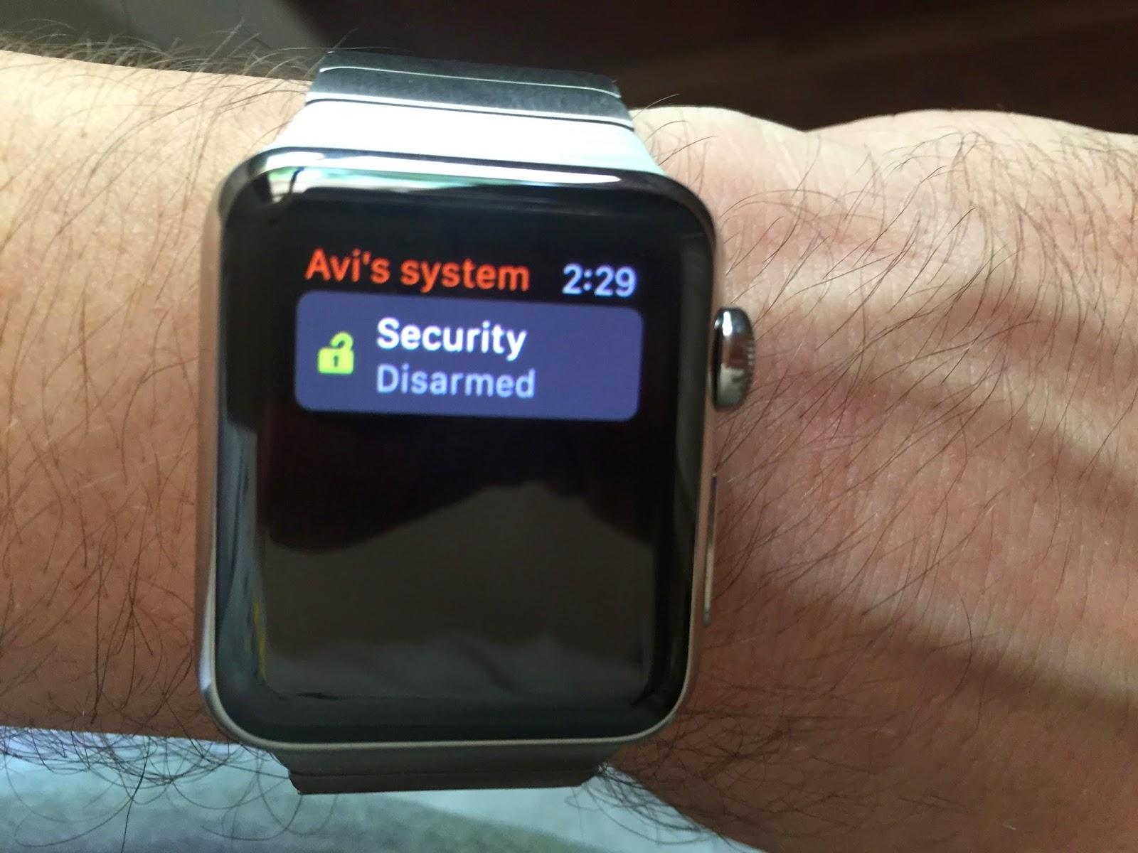 Avi Rubin S Blog 24 Hours With My New Apple Watch