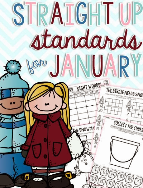 http://www.teacherspayteachers.com/Product/Straight-Up-Standards-for-January-Printables-1037595