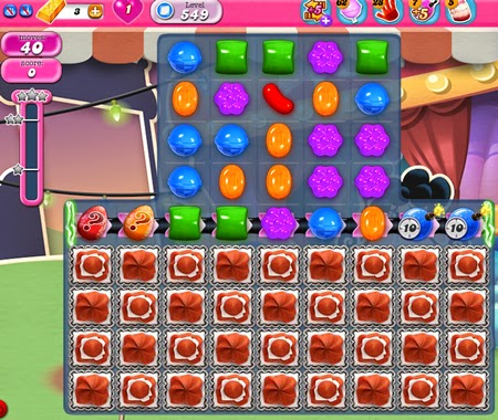 Candy Crush Saga 549