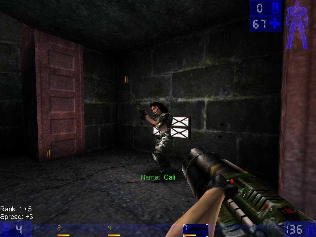 Unreal Tournament 1 Скачать Торрент - фото 4