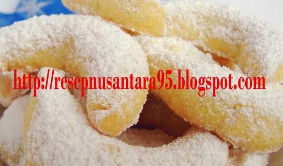 Resep Nusantara | Resep Kue Kering | Resep Kue Putri Salju