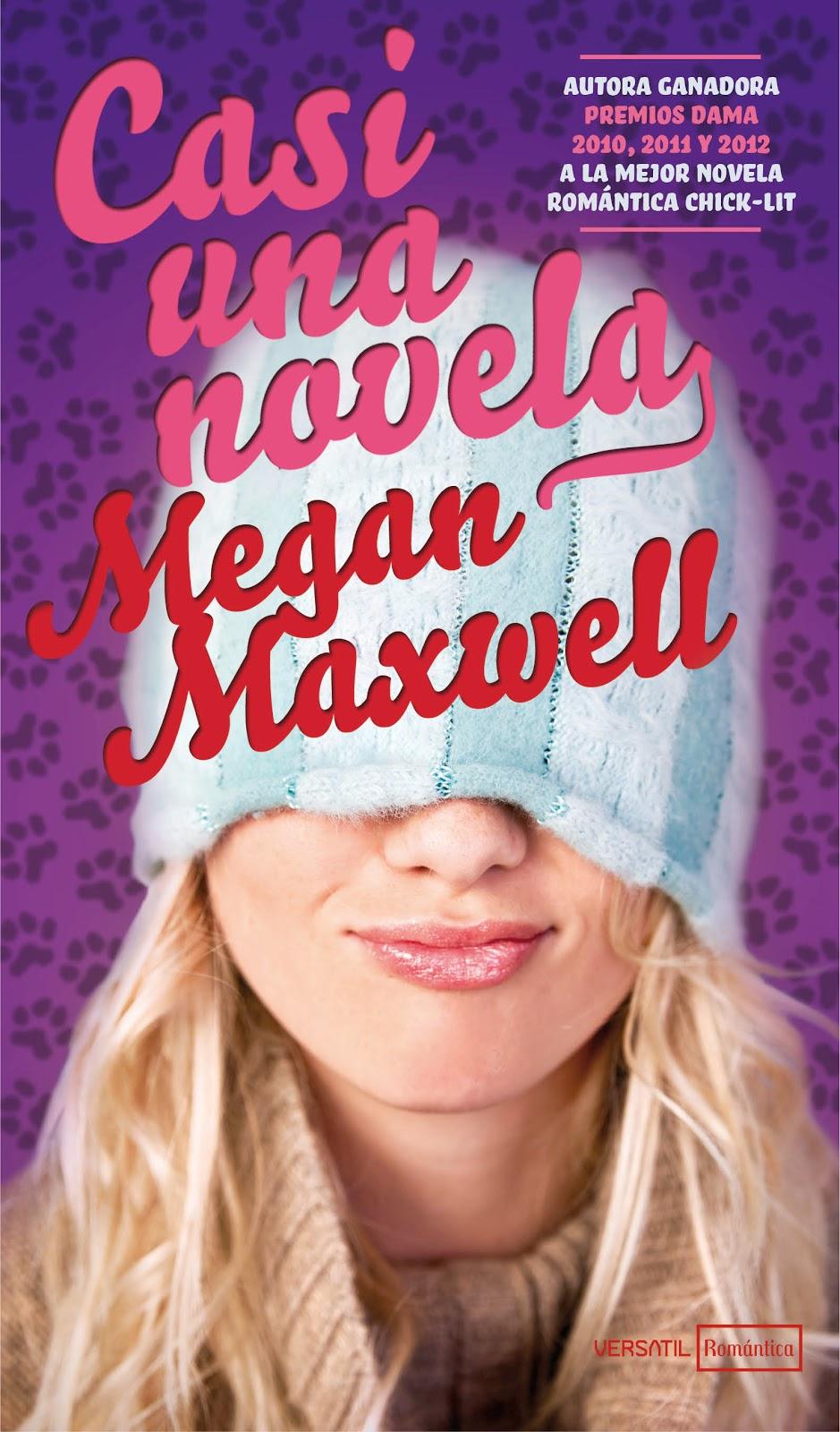 NUEVO LIBRO DE LA EXITOSA MEGAN MAXWELL - Te Regalo un libro