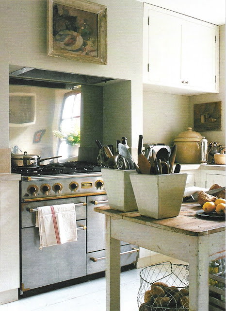 Côté Ouest Fev-Mar 2003 kitchen, edited by lb for linenandlavender.net, post: http://www.linenandlavender.net/2009/07/heart-of-home.html