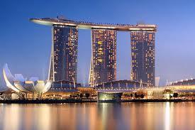 Marina Sands Complex Singapore